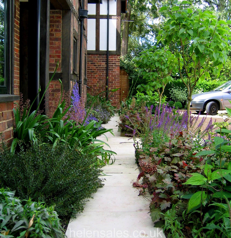 Landscape Design Surrey: Helen Sales Garden Design